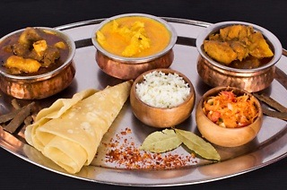 Butter Chicken from R99 at Karai Indian Cuisine (Up to 43% Off)