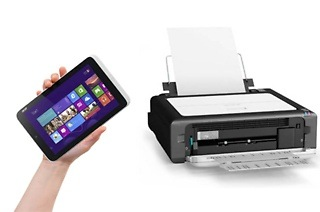 Acer Tablet and Ricoh Printer Bundle for R3 799 Including Delivery (24% Off)