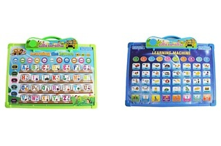Two Learning Pads for R229 Including Delivery (46% Off)