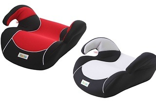 Booster Car Seat and Easi Go Adjuster Belt for R299 Including Delivery (63% Off)