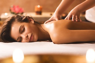 Choice of Massages from R180 at Feel Pampered Wellness Centre (Up to 56% Off)