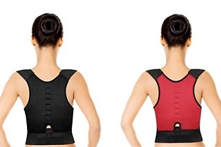 Transform Neoprene Magnetic Back Support for R229 Including Delivery (35% Off)