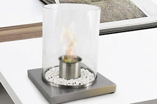 Fine Living Round or Rectangular Ethanol Table Top Burner for R799 Including Delivery (56% Off)