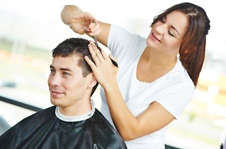 Men's Haircut from R60 with Optional Beard Trim at Make-Over By Catherine (Up to 70% Off)
