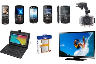 Electronic Accessories Clearance from R249 Including Delivery (Up to 81% Off)