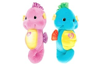 Fisher Price Soothe and Glow Sea Horse for R279 Including Delivery (30% Off)