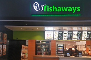 Seafood Platters from R99 at Fish Aways Menlyn Mall (40% Off)