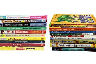 Young Adult 10 Book Set for R399 Including Delivery (68% Off)