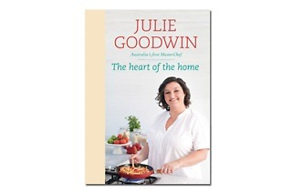 Masterchef Winner, Julie Goodwin's 'The Heart of Home' for R179 Including Delivery (40% Off)
