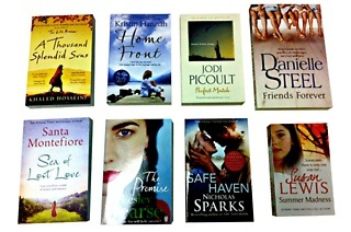 Fiction Winter Pack: Eight-Book Bundle for R499 Including Delivery (59% Off)