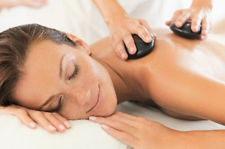 Full Body Hot Stone Massage from R112 with Optional Treatments at PnR Beauty Spa (Up to 65% Off)