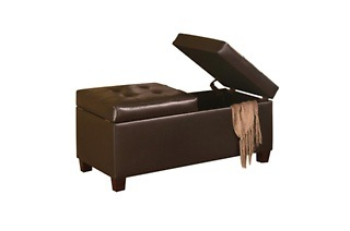 Leatherette Double Coffee Table Ottoman for R1 499 Including Delivery (56% Off)