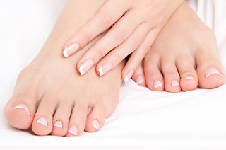 Manicure or Pedicure with Gel Overlays from R199 with Optional Treatments at Diva in a Dash (Up to 65% Off)