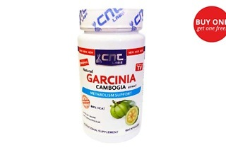 Two for One: 60 Capsules CNT Labs Garcinia Cambogia for R129 Including Delivery (68% Off)