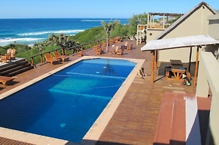 Mozambique: Three to Seven-Night Stay for Two People at Doxa Beach Hotel