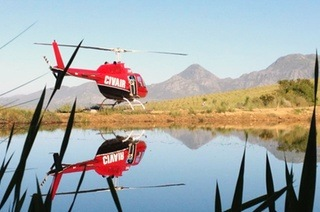 DealZone  0 Discount Deal In Cape Town  Scenic Helicopter Flight With A Me