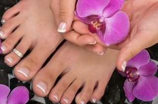 Gel Overlays or French Finish on Toes from R115 at Neo Wellness (Up to 67% Off)