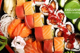Sushi Starter Platters from R99 for Two at Tsunami Restaurant (Up to 50% Off)