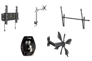 Choice of Barkan TV Brackets for R249 Including Delivery (Up to 38% Off)