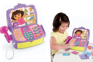 Fisher Price Dora Cash Register: Sound Only for R299 Including Delivery (25% Off)