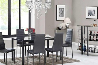 Kharkov Dining Table and Chairs for R3 049 Including Delivery (48% Off)