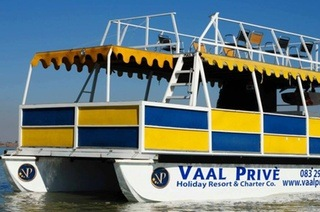 Boat Cruise from R299 for Two at Vaal Privè Boat Cruise (Up to 60% Off)
