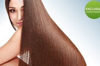 Brazilian Blow-Out from R499 with Optional Cut at The Salon - Paul Mitchell Professional Salon (Up to 76% Off)