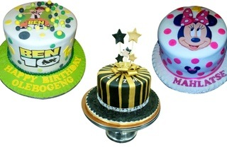 Celebration Cakes from R275 at Amu Cakes (Up to 52% Off)