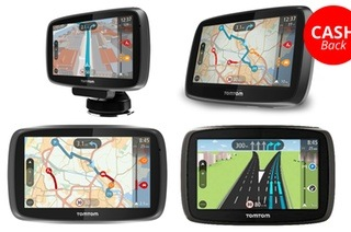 Choice of TomTom GPS Devices from R2 099 Including Delivery (Up to 16% Off)