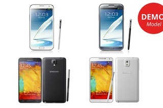 DEMO - 32GB Samsung Galaxy Note 2 or 3 from R3 299 Including Delivery (Up to 37% Off)