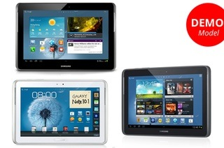 Demo: Samsung Galaxy Tab Selection from R3 299 Including Delivery (Up to 30% Off)