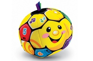 Fisher Price Laugh and Learn Singing Soccer Ball for R299 Including Delivery (25% Off)