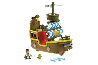 Jake The Pirate: Jake's Musical Pirate Ship for R499 Including Delivery (38% Off)