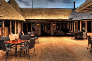 Klerksdorp: One to Three-Night Weekend or Weekday Stay for Two with Breakfast and a Game Drive at Bona Bona Game Lodge