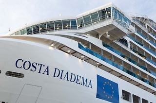 Luxury Cruise: Seven-Night Balearic Islands, Italy, France and Spain Cruise for Two People Aboard the Costa Diadema