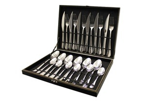 Fine Living 24-Piece Cutlery Set from R389 Including Delivery (Up to 43% Off)