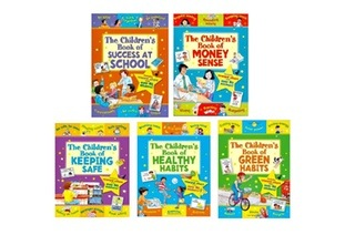 Five Children's Learning Books for R329 Including Delivery (55% Off)