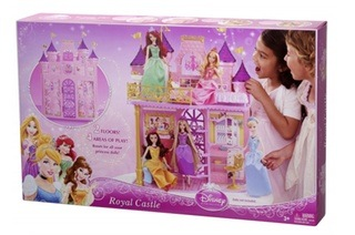 Disney Princess Vacation Castle for R499 Including Delivery (41% Off)