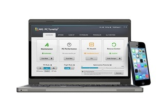 AVG PC TuneUp 2015: Two-Year License for R329 (22% Off)