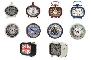 Assorted Clocks from R189 Including Delivery (Up to 46% Off)