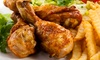 Choice between Three Mains and Two Desserts for R130 for Two at Zanzibar Westwood (50% Off)