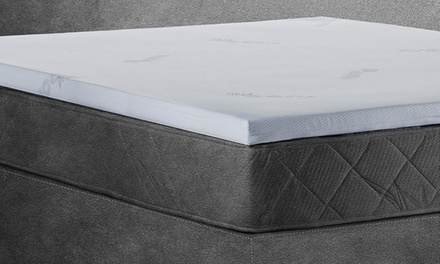 Visco Pedic Memory Foam Overlay from R999 Including Delivery (Up to 67% Off)