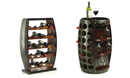 Wooden Wine Rack from R1 199 Including Delivery (Up to 44%)