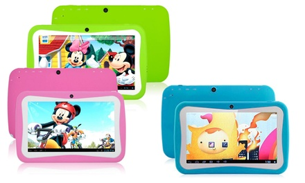 iLEARN education tablet with additional Preschool or Elementary Educational Apps for R999 Including Delivery (38% Off)