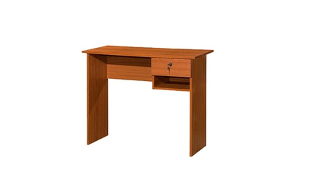 Cherry Office Desk with Drawers for R499 Including Delivery (58% Off)