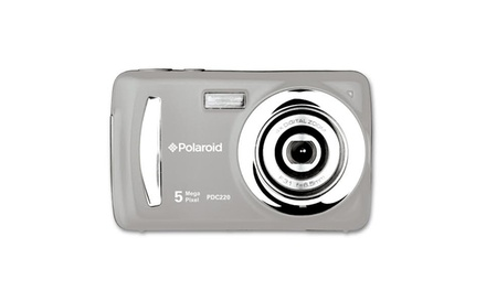 Polaroid Kids Silver Digital Camera for R349 Including Delivery (22% Off)