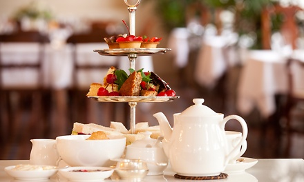 Petit Tea for R48 for One at Illyria House
