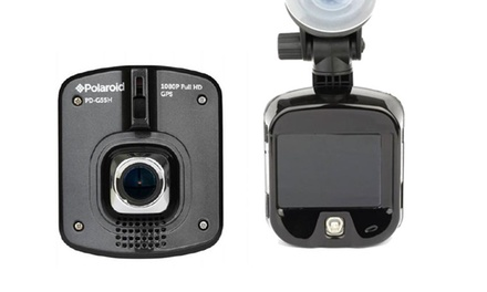 Polaroid 1080P FULL HD GPS Dash Cam PD-G55H for R1 499 Including Delivery (17% Off)