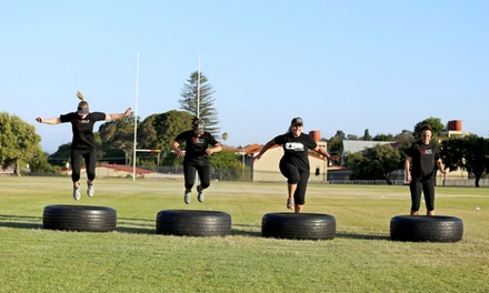 One-Month Fitness Classes from R120 at Elite Bootcamp (Up to 55% Off)