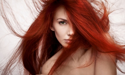 Wash, Cut and Blow-Dry from R80 with Optional Treatment and Colour at Vie de la Sprit Hair Salon (Up to 68% Off)